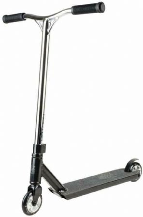 Blazer Pro Outrun FX Stunt Scooter - Black/Chrome
